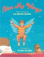 Book cover of GIVE ME WINGS