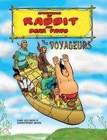 Book cover of ADV OF RABBIT & BEAR PAWS - VOYAGEURS