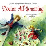 Book cover of DOCTOR ALL-KNOWING