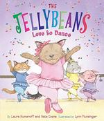 Book cover of JELLYBEANS LOVE TO DANCE