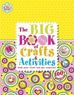 Book cover of BIG BOOK OF CRAFTS & ACTIVITIES