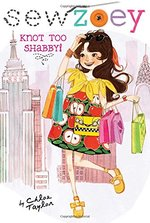 Book cover of SEW ZOEY - KNOT TOO SHABBY