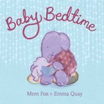 Book cover of BABY BEDTIME