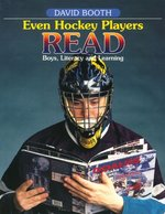 Book cover of EVEN HOCKEY PLAYERS READ