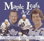 Book cover of MAPLE LEAFS A-Z
