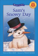 Book cover of SAM'S SNOWY DAY