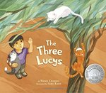 Book cover of 3 LUCYS