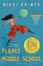 Book cover of PLANET MIDDLE SCHOOL