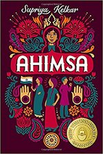Book cover of AHIMSA