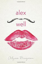 Book cover of ALEX AS WELL