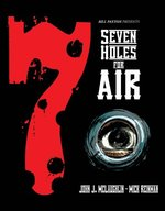 Book cover of 7 HOLES FOR AIR