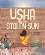 Book cover of USHA & THE STOLEN SUN