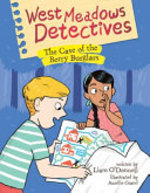 Book cover of WEST MEADOWS DETECTIVES 03 CASE OF THE