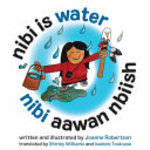 Book cover of NIBI IS WATER