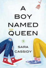 Book cover of BOY NAMED QUEEN