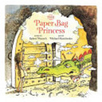 Book cover of PAPERBAG PRINCESS 40TH ANNIVERSARY ED