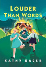Book cover of LOUDER THAN WORDS