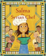Book cover of SALMA THE SYRIAN CHEF