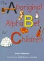 Book cover of ABORIGINAL ALPHABET FOR CHILDREN