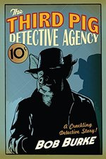 Book cover of 3RD PIG DETECTIVE AGENCY