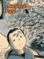 Book cover of HAZELNUT DAYS