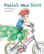 Book cover of FELIX'S NEW SKIRT