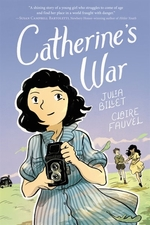 Book cover of CATHERINES WAR