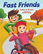 Book cover of FAST FRIENDS