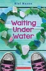 Book cover of WAITING UNDER WATER