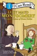 Book cover of FEARLESS GIRLS 04 LUCY MAUD MONTGOMERY