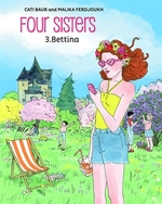 Book cover of 4 SISTERS 03 BETTINA