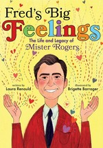 Book cover of FRED'S BIG FEELINGS