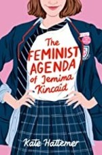Book cover of FEMINIST AGENDA OF JEMIMA KINCAID