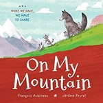 Book cover of ON MY MOUNTAIN