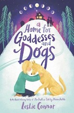 Book cover of HOME FOR GODDESSES & DOGS