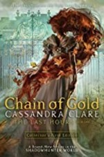 Book cover of CHAIN OF GOLD