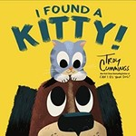Book cover of I FOUND A KITTY
