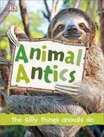 Book cover of ANIMAL ANTICS