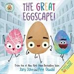 Book cover of GREAT EGGSCAPE