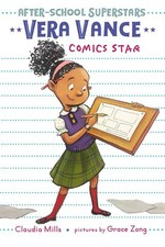 Book cover of AFTER SCHOOL SUPERSTARS 02 VERA VANCE CO