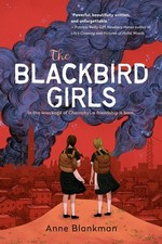 Book cover of BLACKBIRD GIRLS
