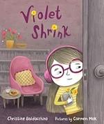 Book cover of VIOLET SHRINK