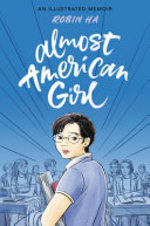 Book cover of ALMOST AMER GIRL
