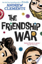 Book cover of FRIENDSHIP WAR