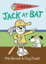Book cover of JACK AT BAT