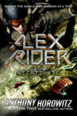 Book cover of ALEX RIDER NIGHT SHADE 12