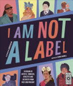 Book cover of I AM NOT A LABEL