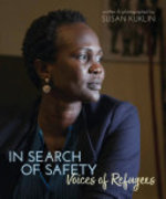 Book cover of IN SEARCH OF SAFETY VOICES OF REFUGEES