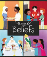 Book cover of ALL KINDS OF BELIEFS