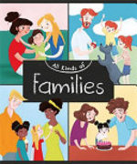 Book cover of ALL KINDS OF FAMILIES